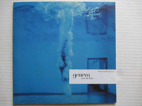 "Geneva | Into The Blue 7"" Uk VG+"