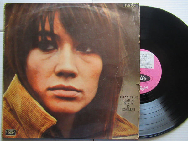 Francoise Hardy | Sings In English ( RSA VG )
