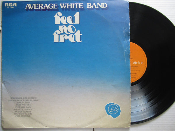 Average White Band | Feel No Fret (RSA VG)