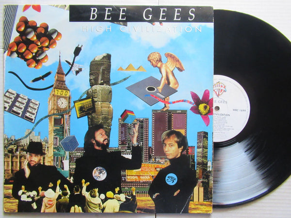 Bee Gees | High Civilization ( RSA VG+ )