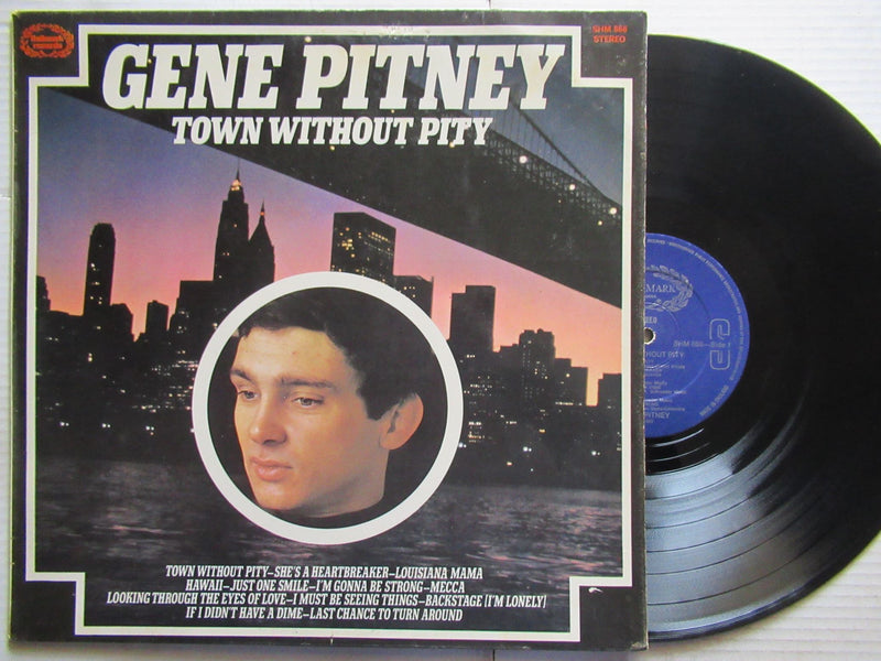 Gene Pitney | Town Without Pity ( UK VG )