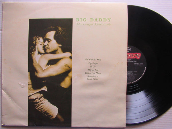 John Cougar Mellencamp | Big Daddy ( RSA VG+ )