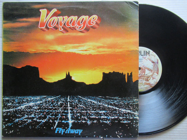 Voyage | Fly Away ( UK VG+ )