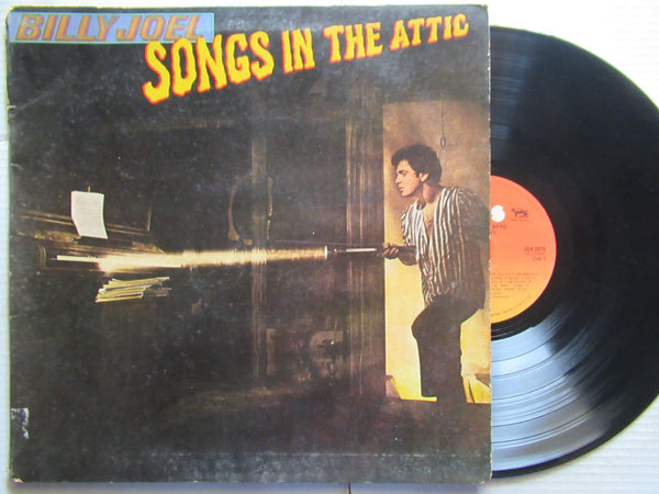 Billy Joel | Songs In The Attic ( RSA VG )