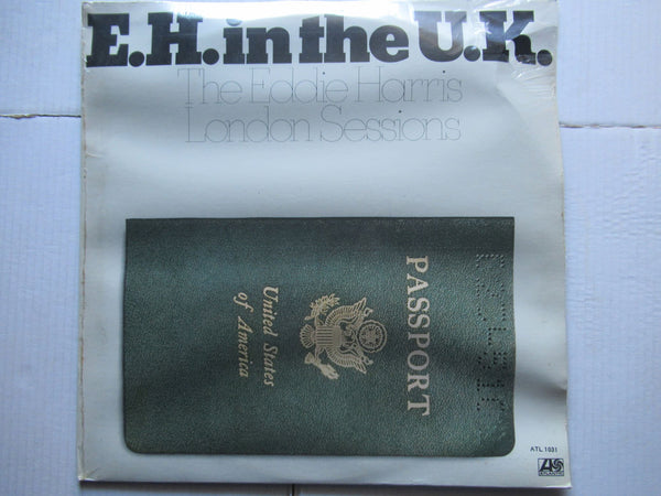 Eddie Harris | E.H. In The U.K EX Sealed