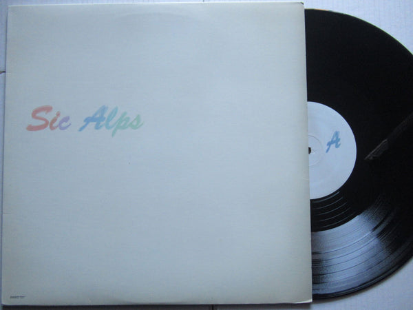 Sic Alps ‎– U.S. Ez (USA VG+)