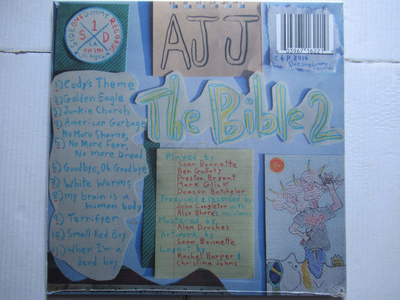 AJJ - The Bible 2 (USA EX)