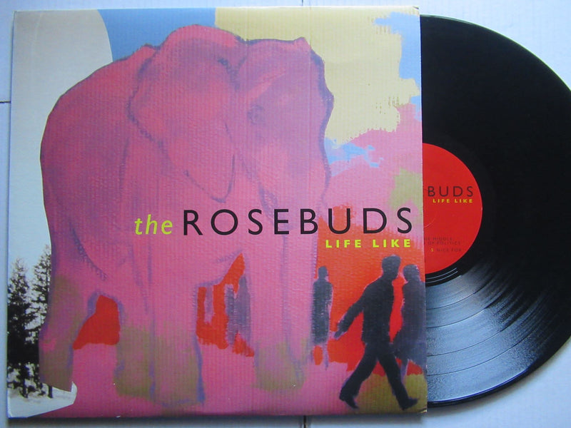 The Rosebuds | Life Like (USA VG+)