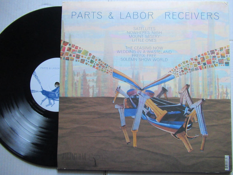 Parts & Labor | Receivers (USA VG+)
