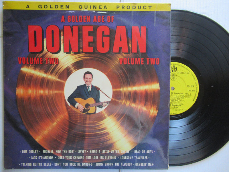 A Golden Age Of  Donegan Vol.II | UK VG