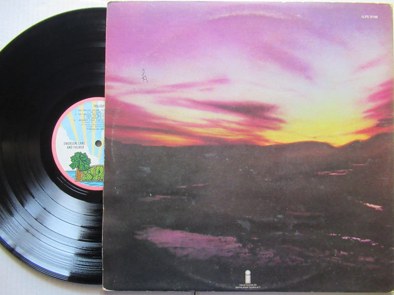 Emerson Lake & Palmer | Trilogy (UL VG+)