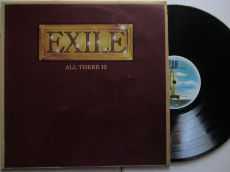 Exile | All There Is (RSA VG)