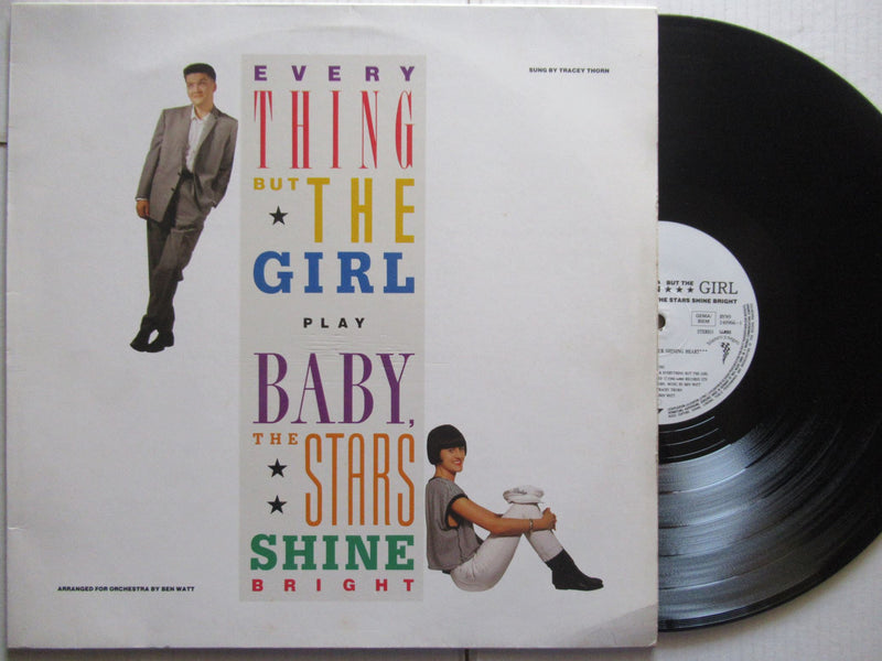 Everything But The Girl | Baby The Stars Shine Bright (Germany VG+)