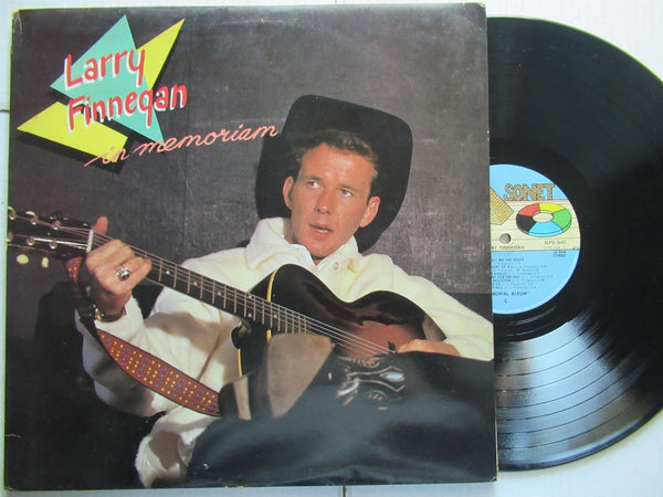Larry Finnegan | In Memoriam (Sweden VG+ 2LP)