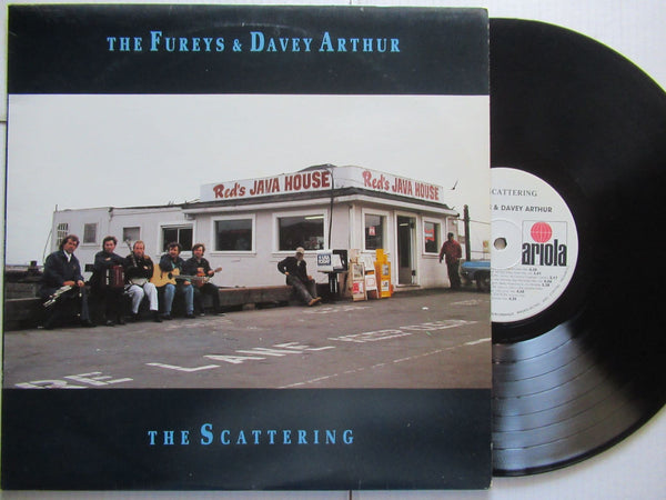 The Fureys & Davey Arthur | The Scattering (RSA VG+)