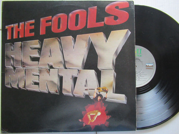 The Fools | Heavy Mental (USA VG+)