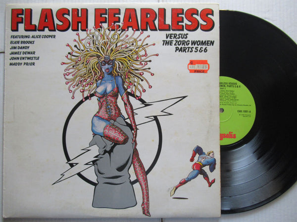 Various Artist | Flash Fearless The Zorg Women Parts 5&6 (Uk VG+)