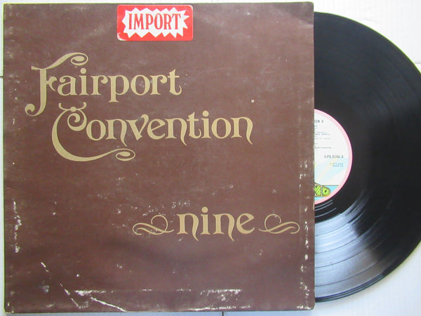 Fairport Convention | Nine (UK VG)