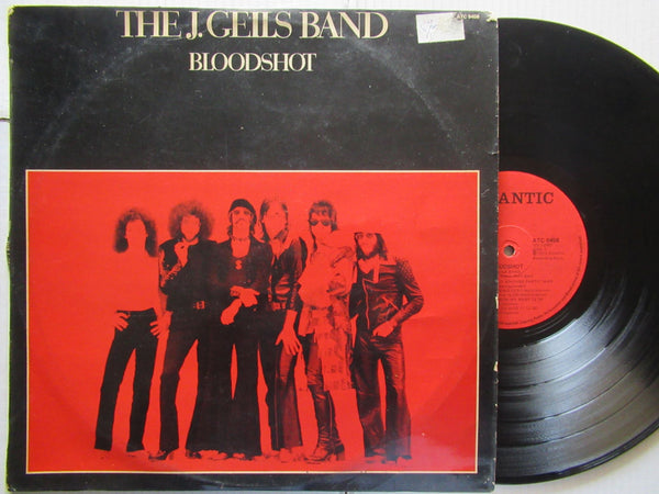 The J Geils Band | Bloodshot (RSA VG)