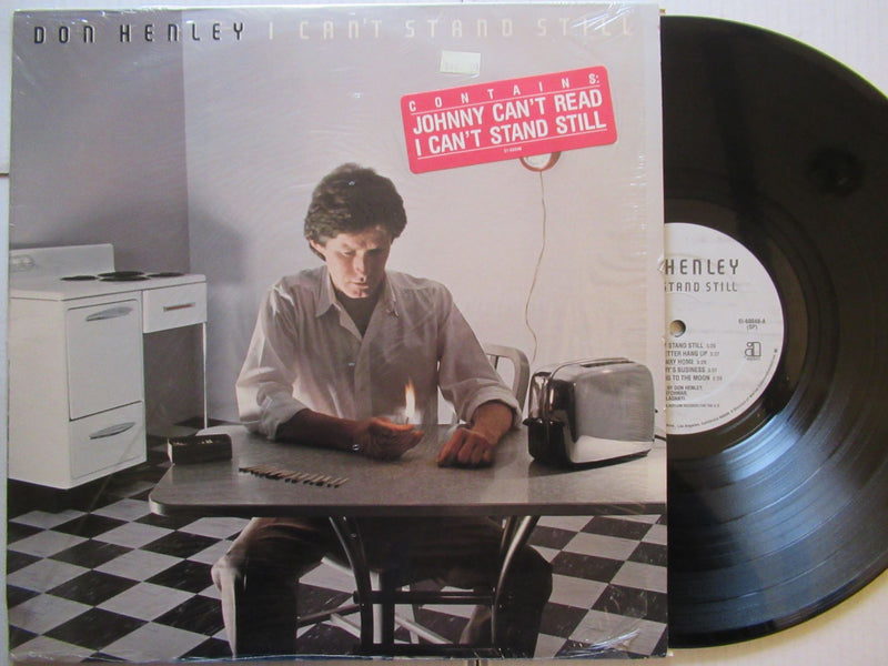 Don Henley | I Can't Stands Still (USA VG+)