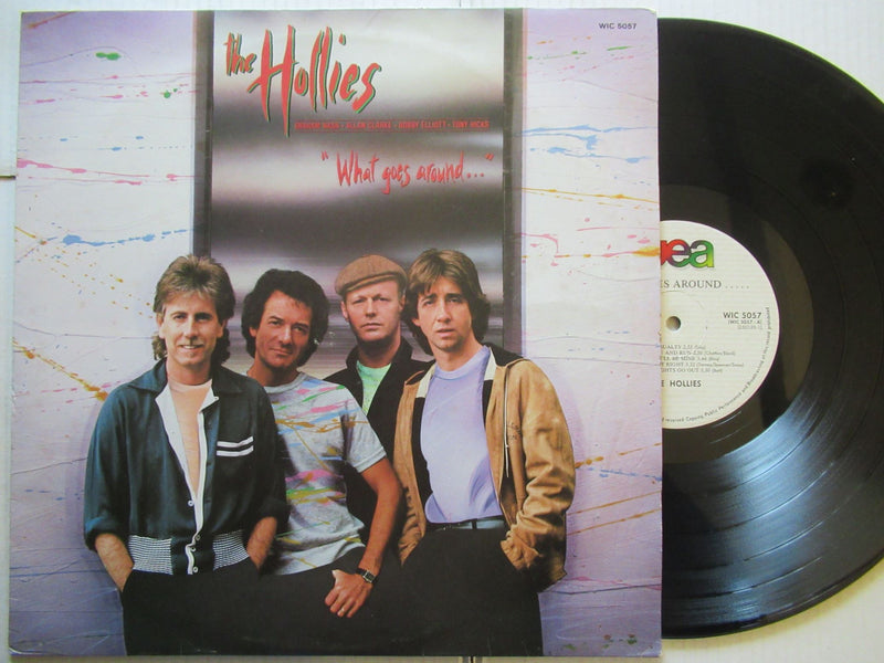 The Hollies | What Goes Around (RSA VG+)