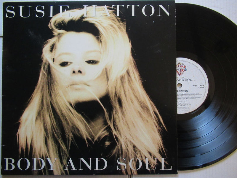 Susie Hatton | Body And Soul (RSA VG+)