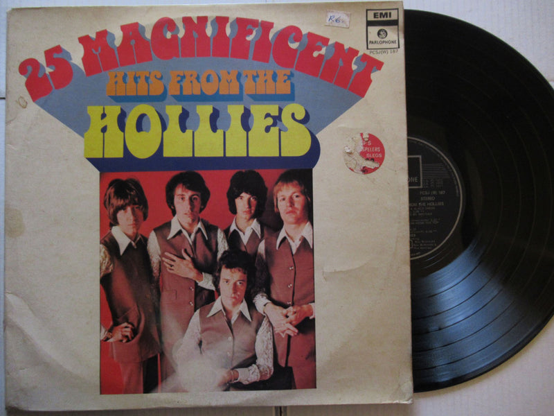 The Hollies | 25 Magnificent Hits From (RSA VG)
