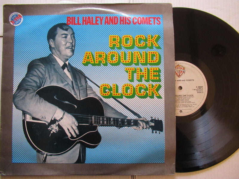 Bill Haley  Comets | Rock Around The Clock (RSA VG)