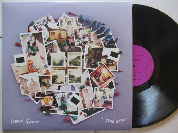 Steve Gunn | Time Off ( USA VG+ )