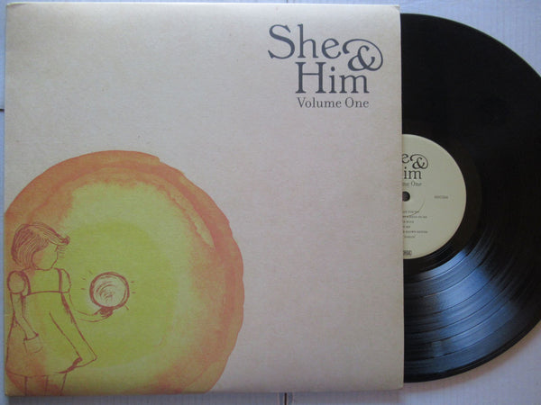 She & Him | Volume One (USA VG+)