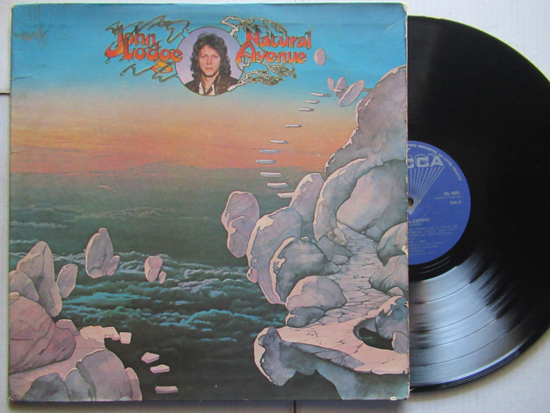 John Lodge | Natural Avenue ( RSA VG )