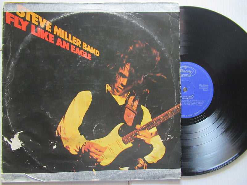 Steve Miller Band | Fly Like An Eagle ( RSA VG )