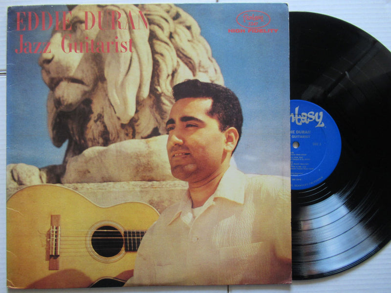 Eddie Duran | Jazz Guitarist | USA | VG+