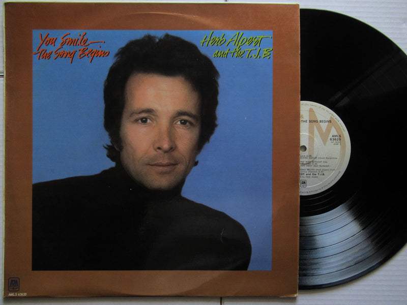Herb Alpert And The T J B | You Smile The Song Begins | RSA | VG+