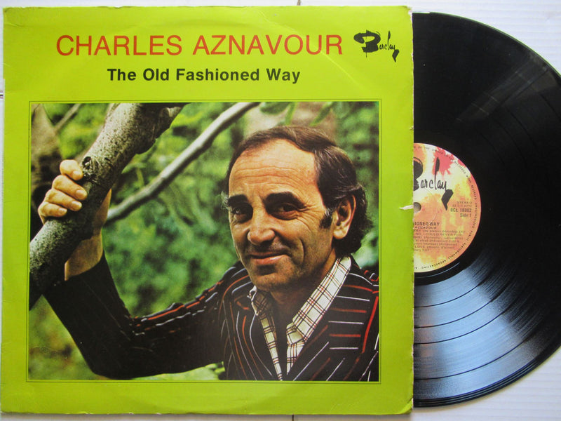 Charles Aznavour | The Old Fashioned Way | RSA | VG