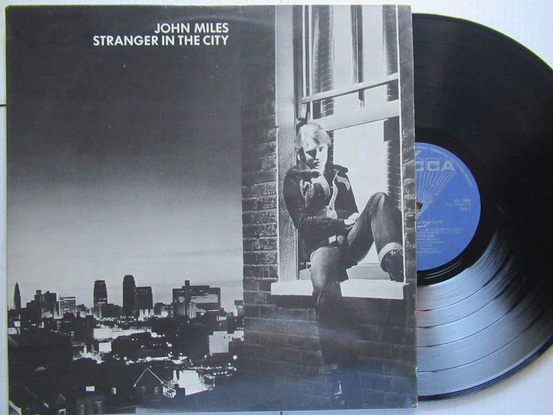 John Miles | Stranger In The City ( RSA VG )