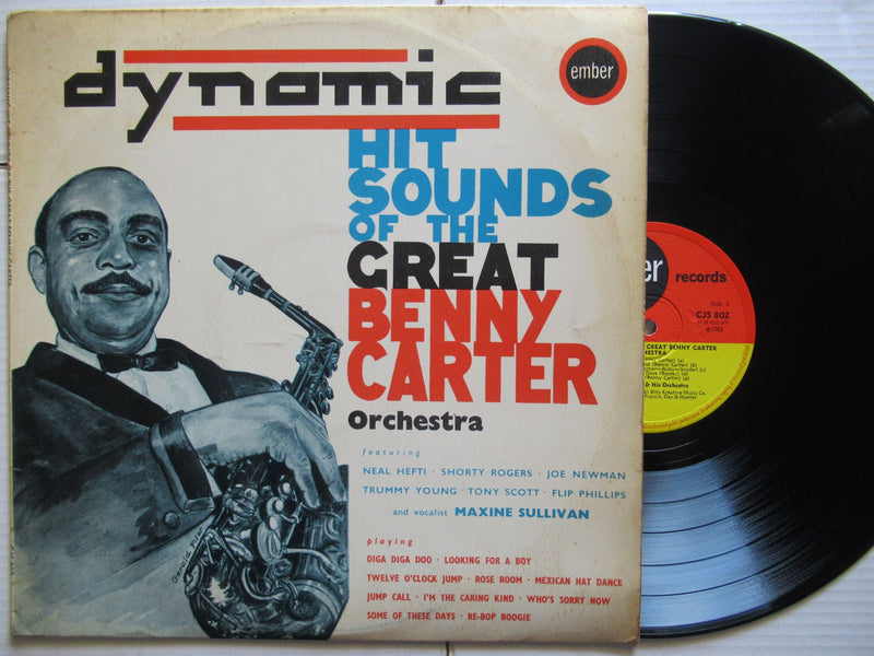 Benny Carter | Hit Of Sound Of The Great | UK | VG