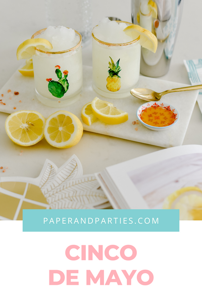 Cinco De Mayo Margarita Recipe