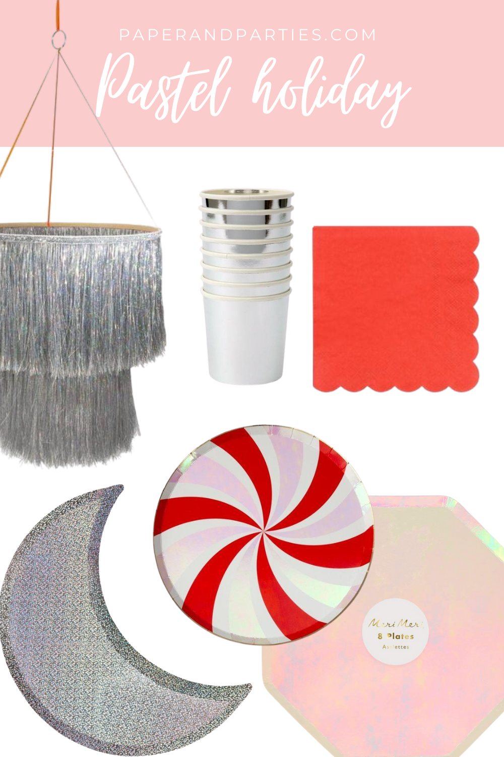 Your Holiday Celebrations, Styled Three Different Ways! - Paper & Parties
