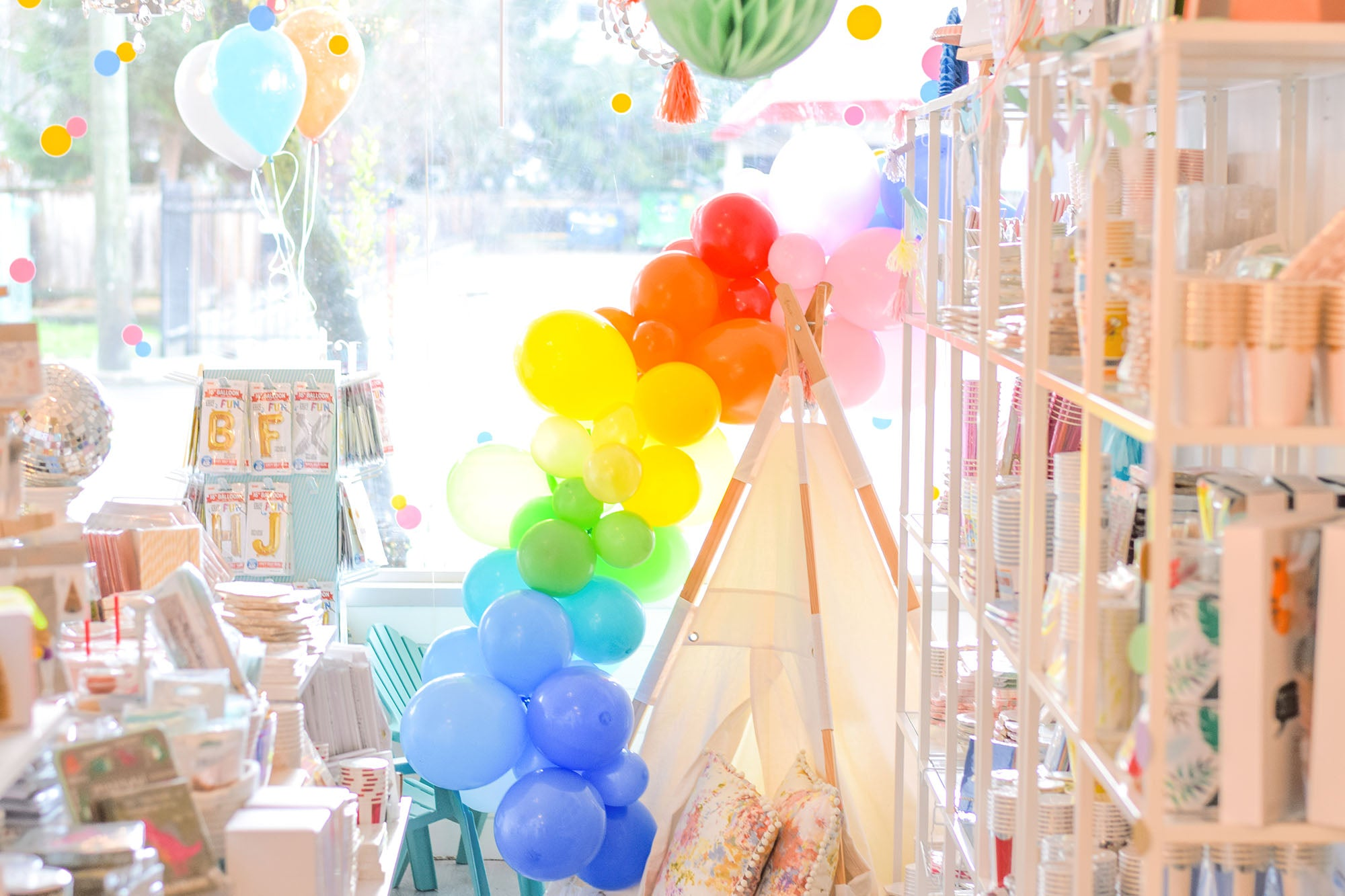Visit Our Langley Brick & Mortar Party Shop! - Paper & Parties Boutique