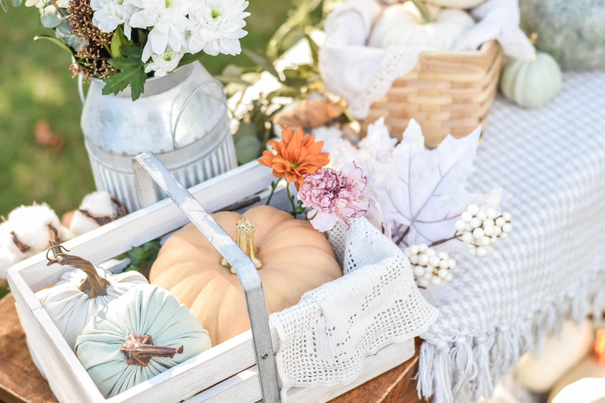 Welcome Fall With A Thanksgiving Celebration - Paper & Parties