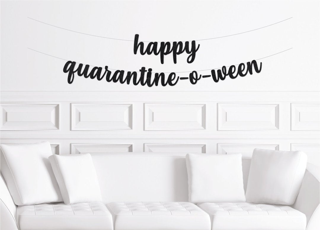 Happy Quarantine-O-Ween! - Paper & Parties Boutique