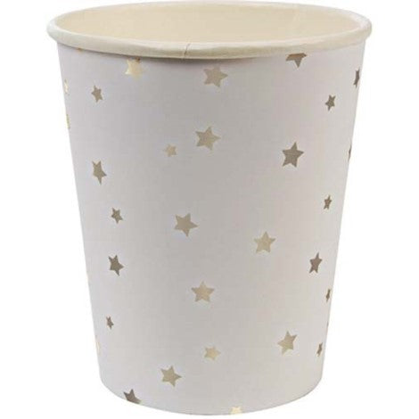 Silver Star Cups - Paper & Parties Boutique