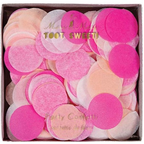 Pink Tissue Confetti - Paper & Parties Boutique