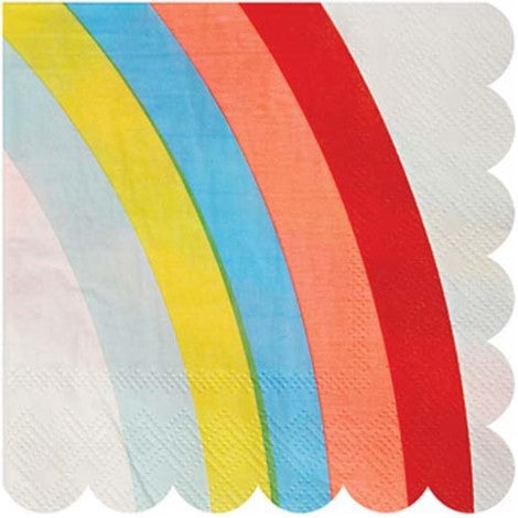 Rainbow Napkins- Small - Paper & Parties Boutique