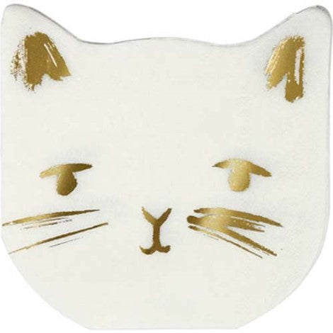 Cat Napkins - Paper & Parties Boutique