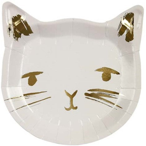 Cat Plates - Paper & Parties Boutique