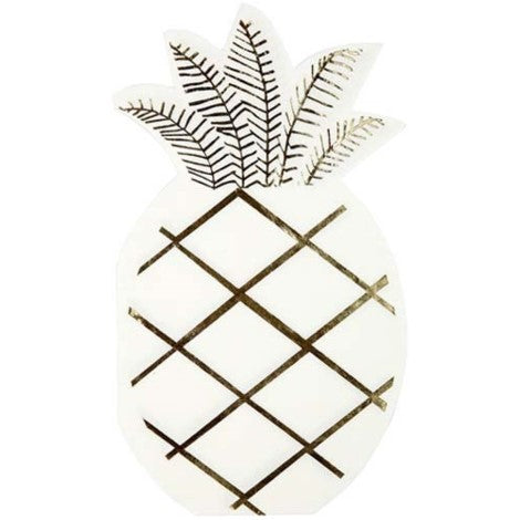 Pineapple Napkins - Paper & Parties Boutique