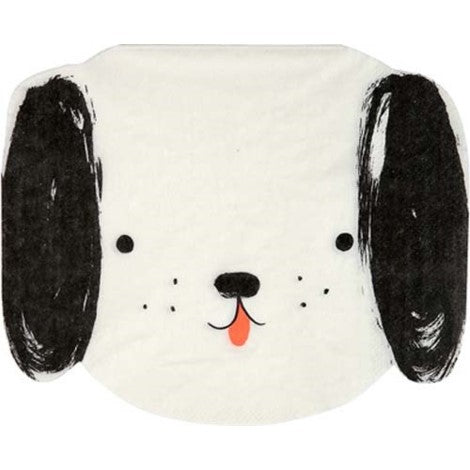 Dog Napkins-Large - Paper & Parties Boutique