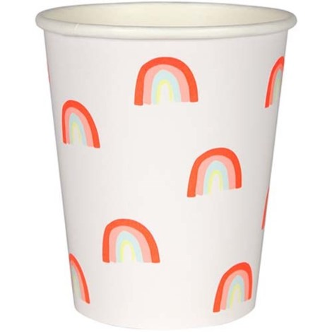 Rainbow Cups - Paper & Parties Boutique